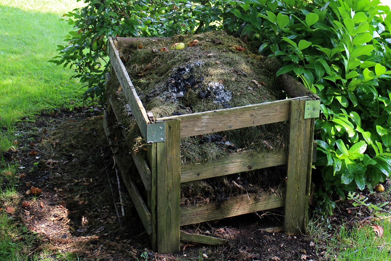 First Compost Project | Good Nature
