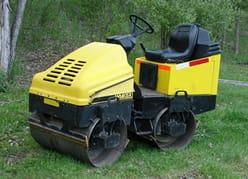 Heavy Lawn Roller
